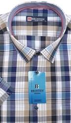 Мужская рубашка с коротким рукавом BROSTEM 7005S-6s-pp