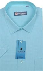 Рубашка XL с коротким рукавом BROSTEM 7015S-11s