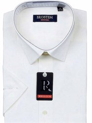 Мужская рубашка с коротким рукавом BROSTEM CVC19s