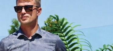 Мужские рубашки Vester весна-лето 2020
