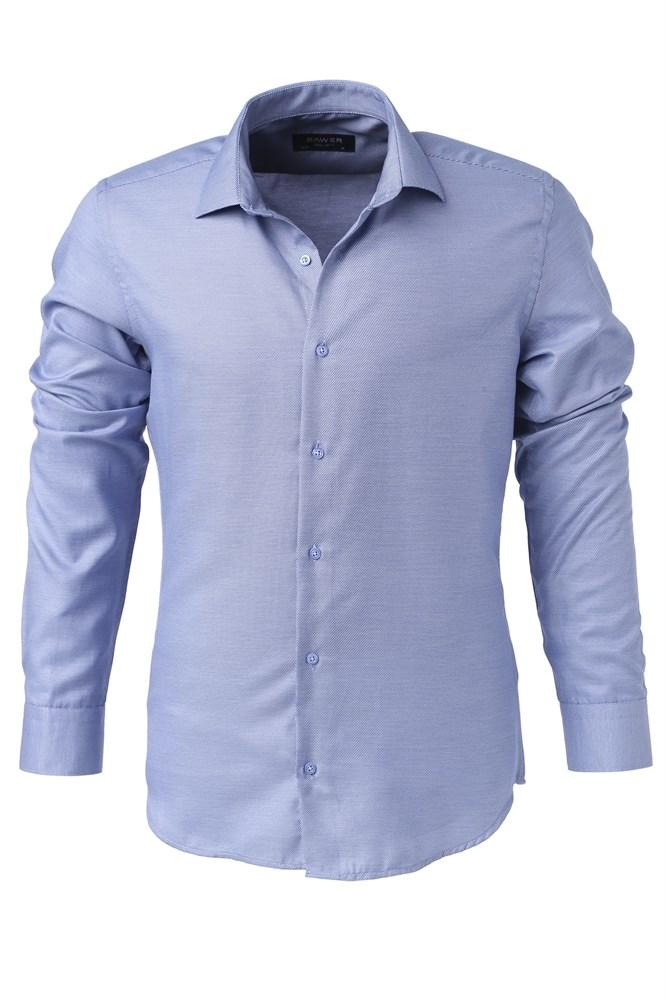 a1ca3ef0a4d Купить Мужская рубашка P-4015-18 Bawer с примеркой