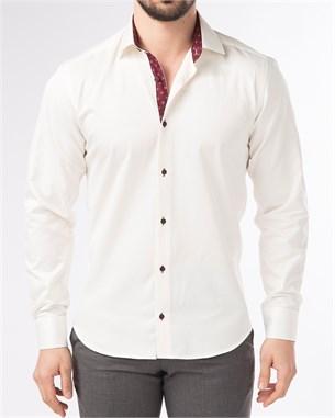 Мужская рубашка P-4003-15 Biriz - фото 10618