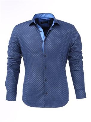 Мужская рубашка P-4006-20н Bawer - фото 10642