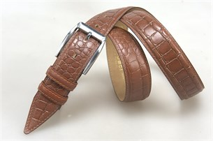 Кожаный ремень Olio&Rosti 18538 - фото 10805