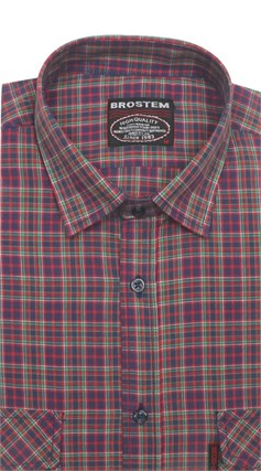 Рубашка мужская SH670g BROSTEM - фото 11182