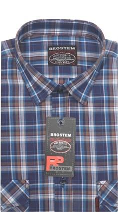 Рубашка мужская SH669g BROSTEM - фото 11198
