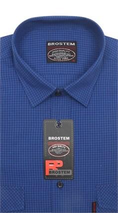 Рубашка мужская хлопок 100 % SH668 BROSTEM - фото 11226