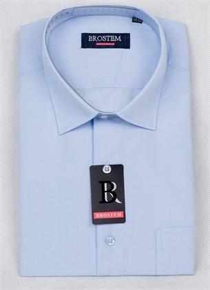 Прямая сорочка короткий рукав BROSTEM CVC27s - фото 11259