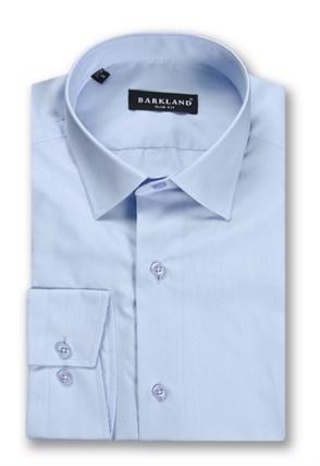 Мужская рубашка 1157 BSF BARKLAND приталенная - фото 11400