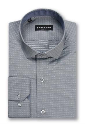 Мужская рубашка 20187 BSF BARKLAND приталенная - фото 11438