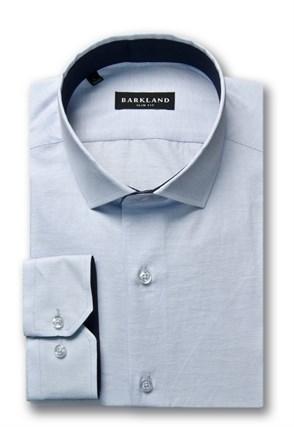 Мужская рубашка 20244 BSF BARKLAND приталенная - фото 11441