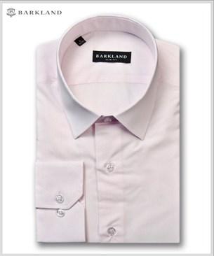 Мужская рубашка 60043 BSF BARKLAND long приталенная - фото 11463