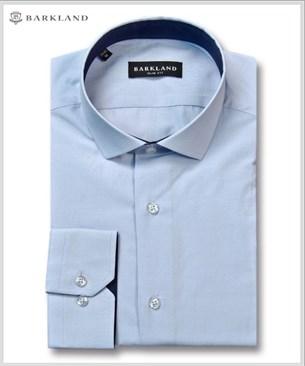 Мужская рубашка 20195 BSF BARKLAND приталенная - фото 11466