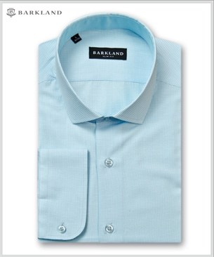 Мужская рубашка 20230 BSF BARKLAND приталенная - фото 11467