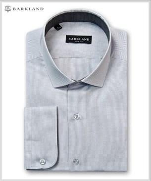 Мужская рубашка 20229 BSF BARKLAND приталенная - фото 11468