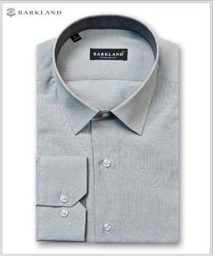 Мужская рубашка 20237 BSF BARKLAND приталенная - фото 11470