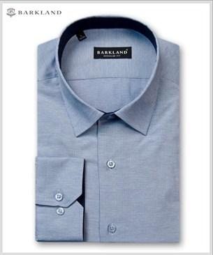 Мужская рубашка 20238 BSF BARKLAND приталенная - фото 11471