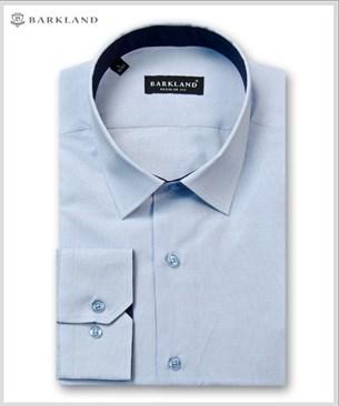 Мужская рубашка 20239 BSF BARKLAND приталенная - фото 11472