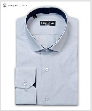Мужская рубашка 20243 BSF BARKLAND приталенная - фото 11474