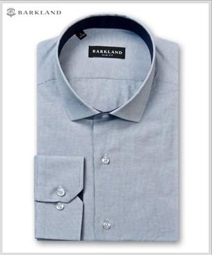 Мужская рубашка 20249 BSF BARKLAND приталенная - фото 11476