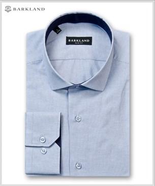 Мужская рубашка 20250 BSF BARKLAND приталенная - фото 11477