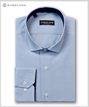 Мужская рубашка 20281 BRF BARKLAND полуприталенная - фото 11483