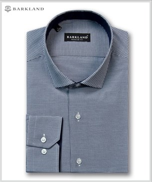 Мужская рубашка 20283 BRF BARKLAND полуприталенная - фото 11485