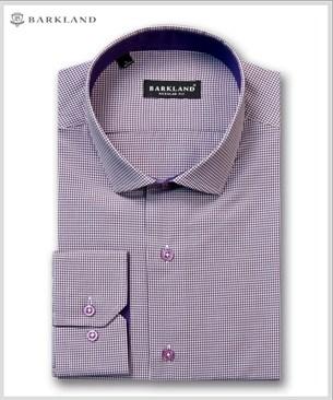 Мужская рубашка 20284 BRF BARKLAND полуприталенная - фото 11486