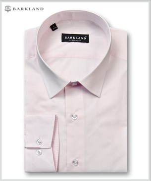 Мужская рубашка 1180 BRF BARKLAND полуприталенная - фото 11491