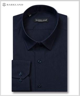 Мужская рубашка 1193 BRF BARKLAND полуприталенная - фото 11492