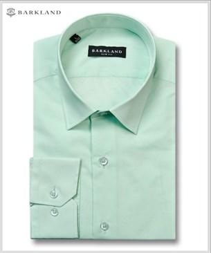 Мужская рубашка 1201н BSF BARKLAND полуприталенная - фото 11493