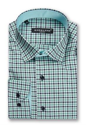 Мужская рубашка 20120 BSF BARKLAND приталенная - фото 11503