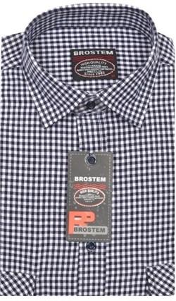 Мужская рубашка шерсть/хлопок Brostem KА2459 Brostem - фото 11602