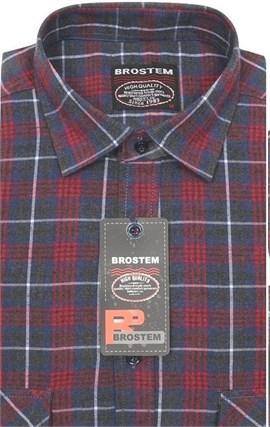 Мужская рубашка шерсть/хлопок Brostem KA15003А Brostem - фото 11663