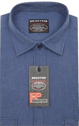 Мужская рубашка шерсть/хлопок Brostem KA15017G Brostem - фото 11664