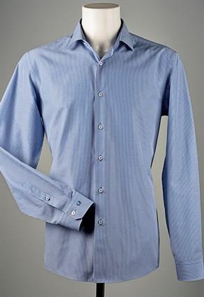 Рубашка мужская VESTER 93814S-11 приталенная - фото 11780