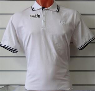Рубашка поло мужская RETTEX BROSTEM 1602-3g - фото 11883