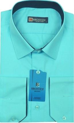 Рубашка р.М(39-40) Brostem 312 Z приталенная - фото 12006