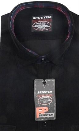 Вельветовая большая рубашка Brostem V2g Z - фото 12137