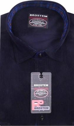 Вельветовая мужская рубашка Brostem V3 Z хлопок 100 % - фото 12140