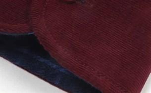 Вельветовая мужская рубашка приталенная хлопок 100 % Brostem V5 Z - фото 12147
