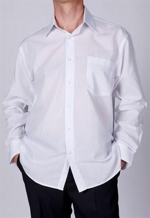Сорочка мужская  BROSTEM CVC2 Big - фото 12213