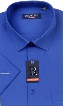 Мужская рубашка с коротким рукавом BROSTEM CVC10s - фото 12338