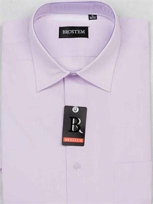 Мужская рубашка с коротким рукавом BROSTEM CVC25s - фото 12346