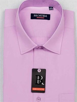 Мужская рубашка с коротким рукавом BROSTEM CVC9s - фото 12375
