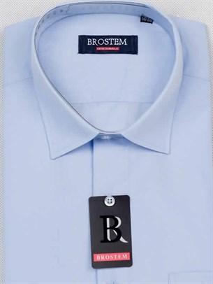 Большая рубашка с коротким рукавом BROSTEM CVC27sg - фото 12408
