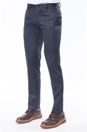 Мужские брюки шерсть 80 % и вискоза B-017-20-06 - фото 12501