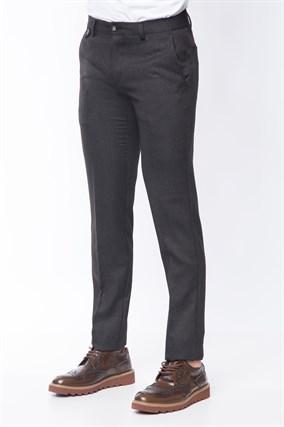 Мужские брюки шерсть 80 % и вискоза B-017-20-07 - фото 12505