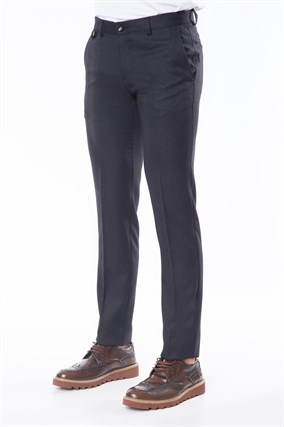 Мужские брюки шерсть 80 % и вискоза B-017-20-08 - фото 12509