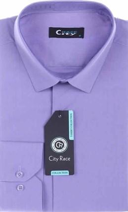Приталенная сорочка City Race BROSTEM 907-pr - фото 12652